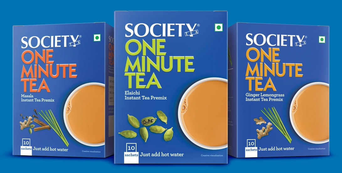 One Minute Tea